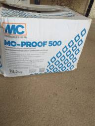 Caixa de hidro 500 pra impermeabilização