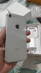 Iphone 7 32gb IMPECÁVEL Completo + Brindes