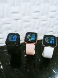 Relógio Inteligente SmartWatch D20 Prova D'água (Lacrado)