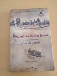 Livro Viagens na Minha Terra - Almeida Garret