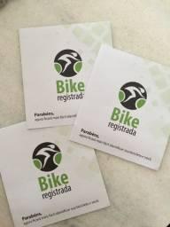 Selos Bike Registrada R$35,00