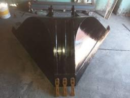 Concha trapezoidal 20 ton
