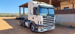 Scania R-124 6x4 420