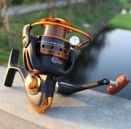 Molinetes p/ Pesca Tamanhos 1000