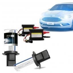 Xenon Kit Automotivo Lâmpadas + Reatores