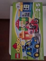 Lego duplo 39 peças - policial