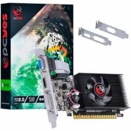 Placa de Vídeo PCYes NVIDIA GeForce G210 1GB, DDR3