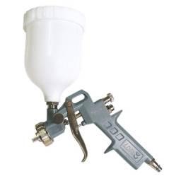 Pistola de Pintura Pneumática Média Produção 1,5mm 500ml Gravidade Pdr Ldr2
