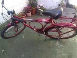Bicicleta Terra Forte semi nova. R$ 500,00