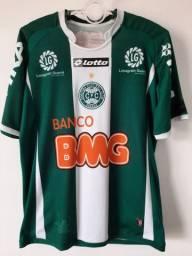 Camisa II Lotto Coritiba, ano: 2012, tam.: M