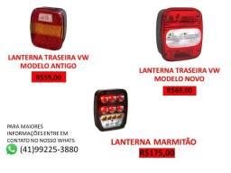 Lanternas Vários Modelos