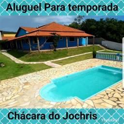 Chácara com piscina em São thome das letras
