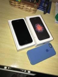 Iphone SE peças