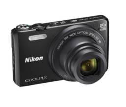 Câmera Fotográfica Coolpix S7000