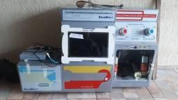 Recicladora De Fluido Refrigerante R134-a Elsawin eck twin dyh