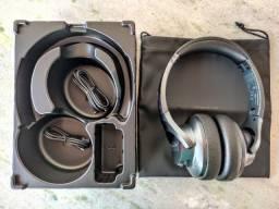 Fone de ouvido bluetooth com cancelamento ativo de ruído Anker Soundcore Life Q20