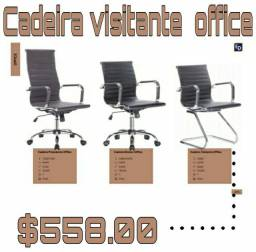 Cadeira visitante office