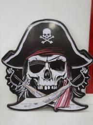 Placa pirata desapego