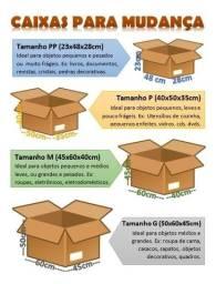 Caixa De Papelão e Embalagem Para Mudança e Correios