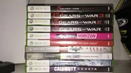 Xbox 360 Slim Elite 250GB +10 Jogos Raridade!