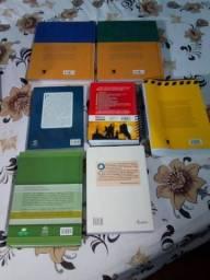 Coleção de livros para técnico de segurança do trabalho,todos novos