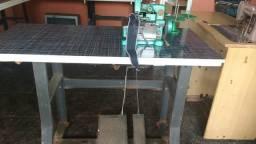 Máquina de costura de costura Overclock GMSY