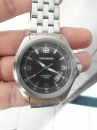 Relógio technos em aço original