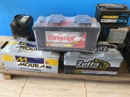 Baterias de Caminhão Promoção Canedão Baterias