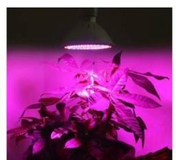 Lâmpada Led Grow 200 Led's Plantas Cultivo Estufa Full Spec Promoção