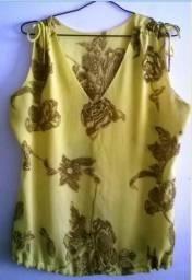 Blusa Amarela tam G