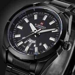Relógio Masculino Naviforce Original luxuoso