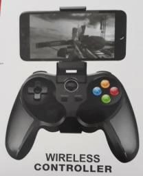 Controle ipega celular jogos casa