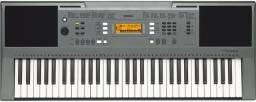 Teclado Musical Yamaha Psr E353 + Case + Suporte (pedestal)