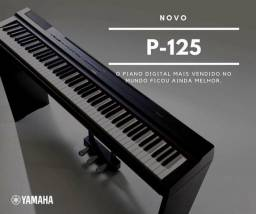 Piano digital Yamaha P 125 - NOVO