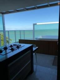 Venda-se está linda cobertura de 250 m² na praia de Iriri/ES