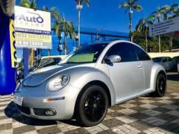 New beetle 2009/2010 2.0 mi 8v gasolina 2p automático em Joinville - 2010