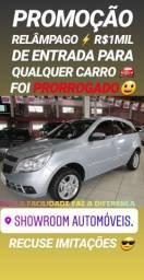 Recuse IMITAÇÕES! R$1ML DE ENTRADA SÓ NA SHOWROOM (AGILE 1.4 LTZ 2012)