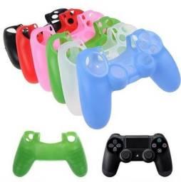 Título do anúncio: Capa Silicone de Controle Play 4
