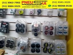 Emblemas adesivos para calotas - Diversas montadoras