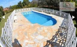 Chácara com 2 dormitórios à venda, 5000 m² por R$ 1.350.000 - Jardim Flamboyant I - Boituv