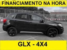 Suzuki Scross GlX 4x4 = 1 Ano de Garantia + financiamento na hora