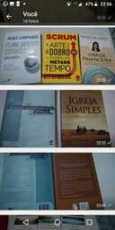 Vende- se livros novos e seminovos