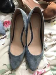 a5e0e4bfe Outlet sapatos femininos 35! Queima!!! A partir de R$ 25,