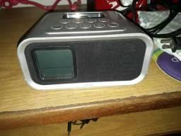Rádio com alarme
