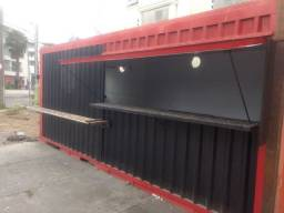 Container para lanches