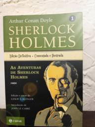 Sherlock Holmes vol. 1 e 2 Novo
