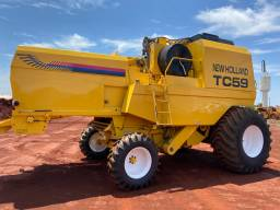 Newholland tc 59