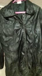 Jaqueta couro legitimo