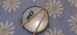 Caixa percussão  tarol aro 16