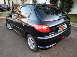 Peugeot 206 1.4 2006 Flex Top Revisado!